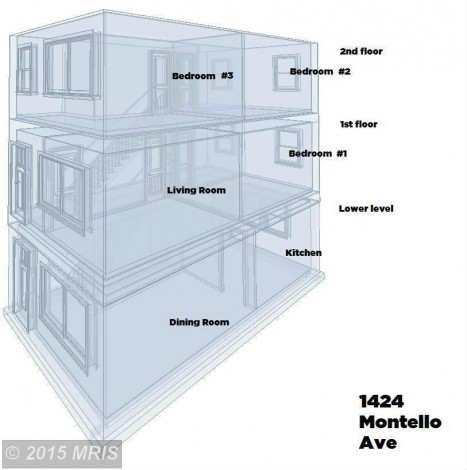 Exterior (General) - The house layout